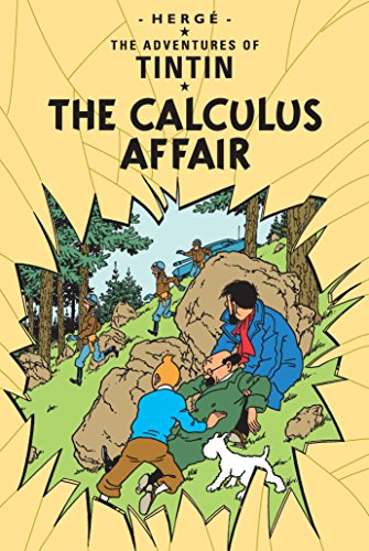 Book cover for The Calculus Affair