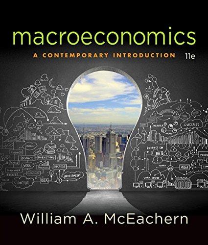 Macroeconomics: A Contemporary Introduction