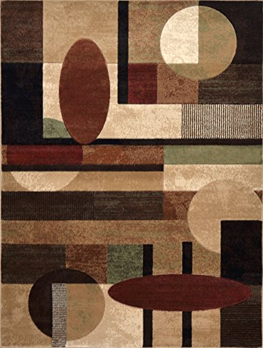 Home Dynamix  HD5376-999 Tribeca Collection Multi Area Rug  9
