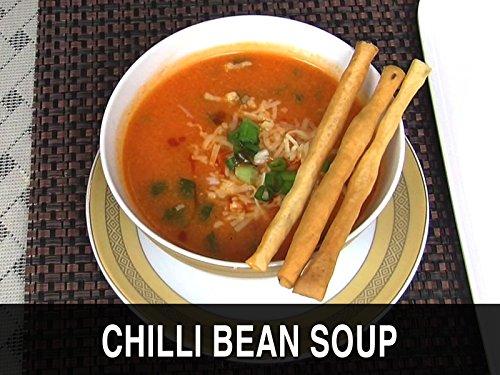 Chilli Bean Soup Ruchi's Kitchen