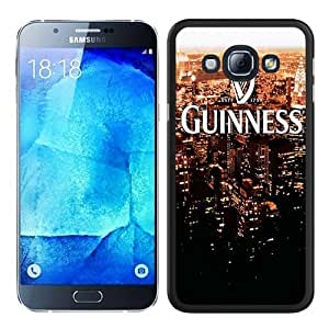 Recommended Design Samsung Galaxy A8 Case,Guinness Dublin Irish Bitter St James Gate Stout Beer Black Samsung Galaxy A8 Customized Case