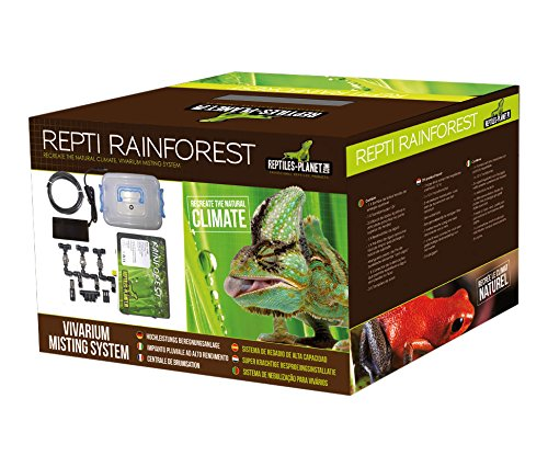Reptiles Planet Pumpspeicherkraftwerk Intervallbetrieb Terrarium Reptilien Reptile Rainforest