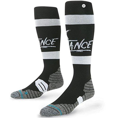 Stance Palmer Socks Black Boys L (Moto Socks)