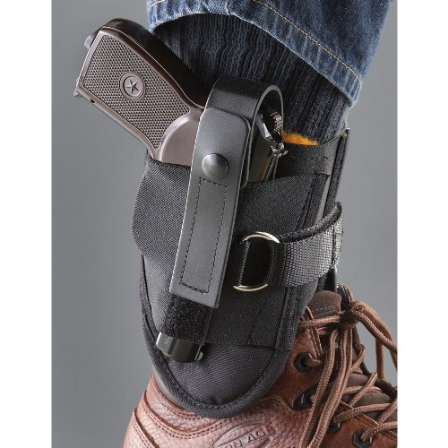 Wolverine Ankle Holster with D - ring Locking System by WOLVERINE