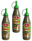 Dominican Liquid Seasoning Ranchero Recaito Vegetables Spices 29 Oz 3 Pack