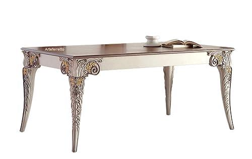 De Padova Tavoli Da Pranzo.Tavolo Fenice Rettangolare Allungabile Per La Sala Da Pranzo