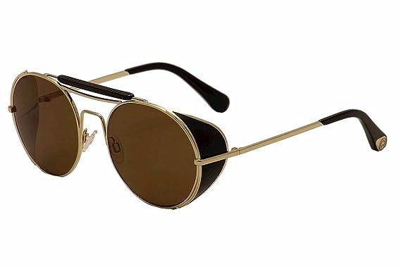 6194bbf77c8 ill.i By will.i.am Men s WA 508S 508 S 03 Gold Black Sunglasses 55mm ...