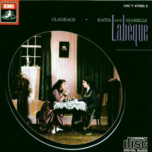 Gladrags for Two Pianos by EMI