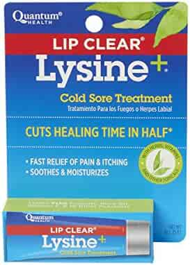 Quantum Health Lip Clear Lysine+ Core Sore Treatment Ointment