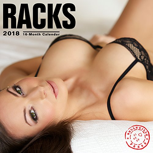 Racks 12 x 12 inch Calendar, Belleville Press, 16 Month: September 2017 - December 2018