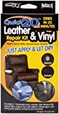 Master 18081 ReStor-It Quick 20 No-Heat Office Leather and Vinyl Repair Kit, 7-Color Mixable Assortment