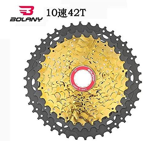 gzlstar Cassettes Y Piñones,Bicicleta Torre Rueda Piñón Velocidad ...