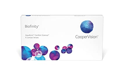 Buy CooperVision Biofinity Contact Lens (-6)-6 Pieces Online at Low ... 263ff91db2