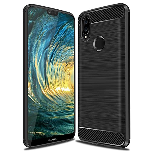 Huawei P20 Lite Case, Ucc Frosted Shield Luxury...