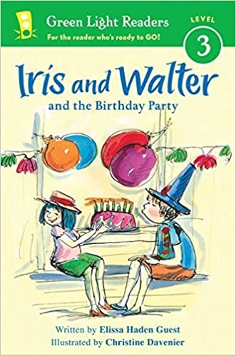 Iris and Walter and the Birthday Party (Green Light Readers Level 3) by Elissa Haden Guest (2013-10-08)