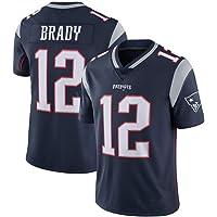 LQsy NFL Jersey Patriots 12# Tom Brady Traje
