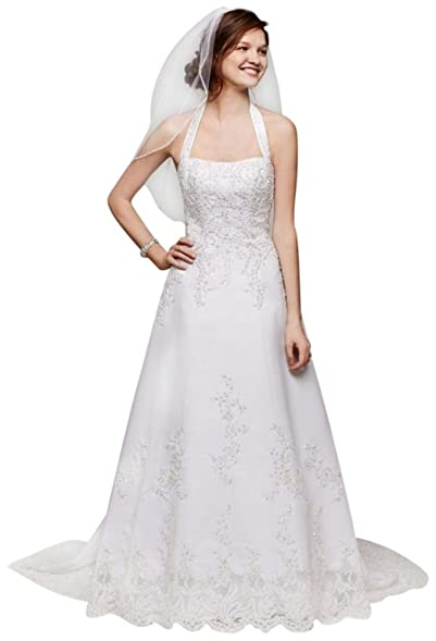 Lace chapel wedding dress style auriga capital management