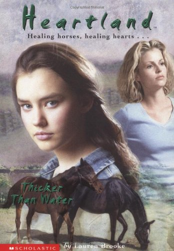 Thicker Than Water (Heartland #8) ebook