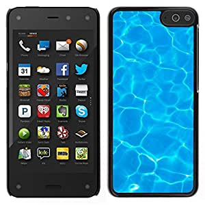 GIFT CHOICE / Teléfono Estuche protector Duro Cáscara Funda Cubierta Caso / Hard Case for Amazon Fire Phone // Swimming Pool Bath Water //