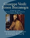 Giuseppe Verdi: Simon Boccanegra, E.Enrique Prado A, 1494408783