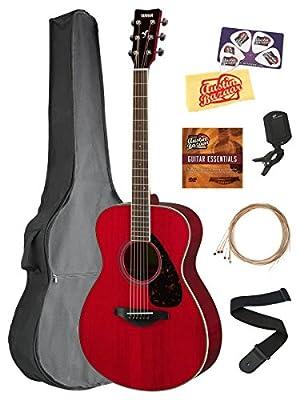 Yamaha FS800 Guitar Bundles - DLX