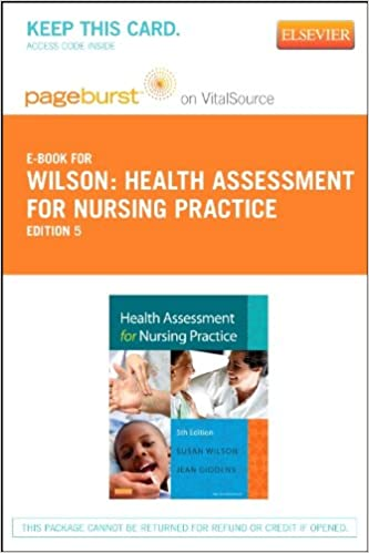 nurses handbook of health assessment for pda powered by skyscape inc
