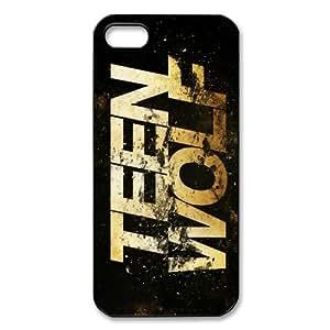 #1 Teacher Plastic Phone Case Back Cover iPhone 5 5s