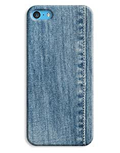 Denim Jeans Case for your iPhone 5C