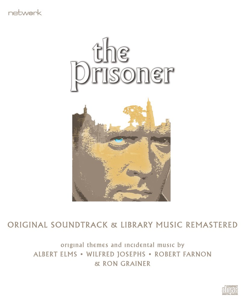 CD : ELMS,ALBERT - Prisoner: Original Soundtrack & Library Music (Anniversary Edition, Remastered, Boxed Set, United Kingdom - Import)