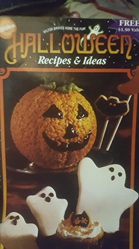 Halloween recipes & ideas -