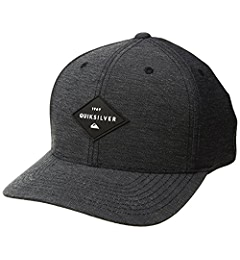 super cute e43a3 43239 Quiksilver Men s Union Heather SB Trucker Hat, Bijou Blue, 1SZ  Amazon.ca   Clothing   Accessories