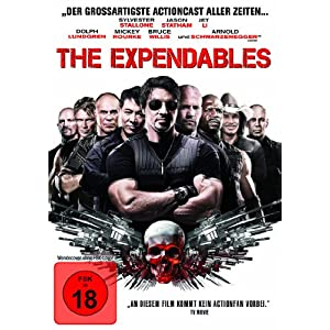 The Expendables [Alemania] [DVD]