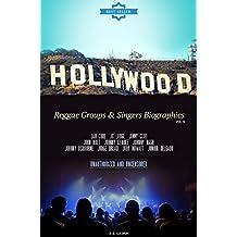 Reggae Groups & Singers Biographies Vol.6: (JAH CURE,JC LODGE,JIMMY CLIFF,JOHN HOLT,JOHNNY CLARKE,JOHNNY NASH,JOHNNY OSBOURNE,JUDGE DREAD,JUDY MOWATT,JUNIOR DELGADO)