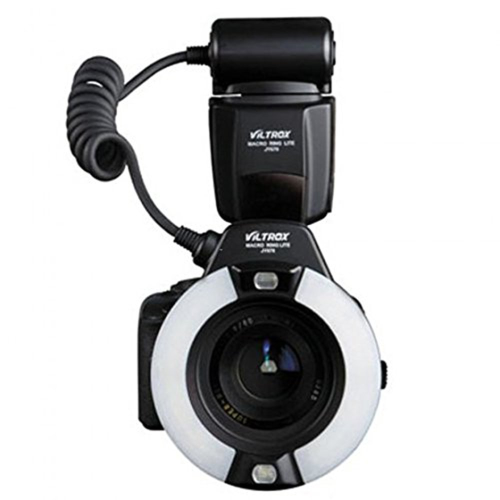 Market&YCY JY-670 LED Macro Ring luz de Flash para cámara réflex ...