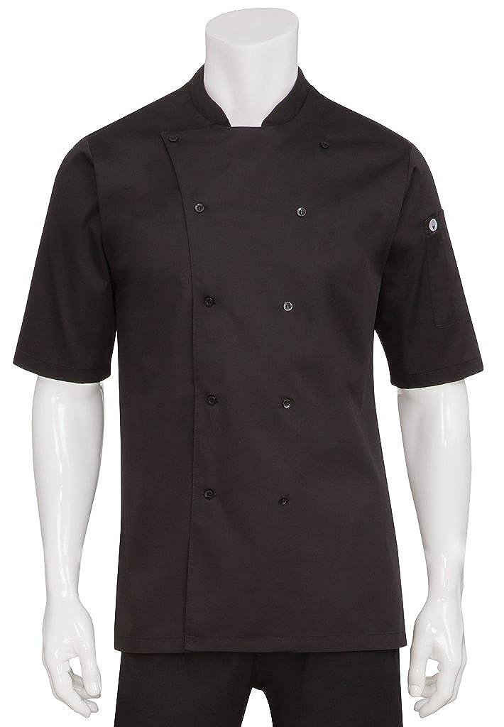 Chef Works Men's Avignon Bistro Coat K150-P