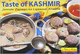 Book Taste of Kashmir