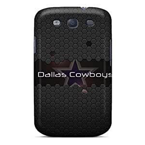 New Arrival Case Cover With QZa897kojz Design For Galaxy S3- Dallas Cowboys by supermalls