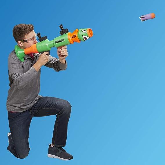 Amazon.com: Nerf Rusty Rocket Fortnite (Hasbro E7511EU4 ...