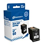 Dataproducts Hp Remanufactured #60 (Cc640wn) Black Ink Cartridge
