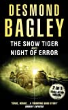 Front cover for the book The Snow Tiger by Desmond Bagley