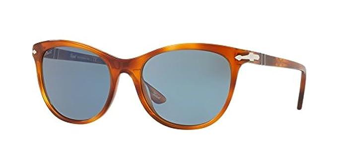 d9c2110bd9 Sunglasses Persol PO 3190 S 96 56 TERRA DI SIENA at Amazon Women s ...