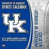 Kentucky Wildcats: 2020 12x12 Team Wall Calendar