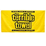 NFL Pittsburgh Steelers Beach Terrible Towel, Gold
