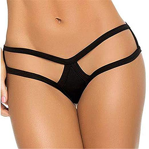 Women Lace Sexy Lingerie G-String Bandage Briefs Underwear Panties T String  Thongs Knick Temptation Ladies Underwear at Amazon Women s Clothing store  e81d5babf