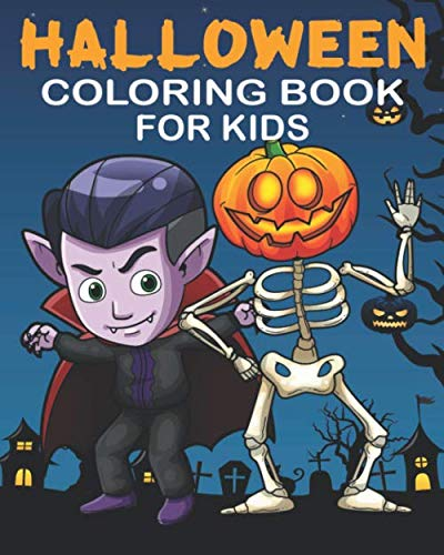 Jupiter Halloween Costume (Halloween Coloring Book For Kids: 25 One Sided Pages Safe Of)