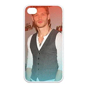 Joseph Morgan iPhone 5s Cases TPU Rubber Hard Soft Compound Protective Cover Case for iPhone 5 5s