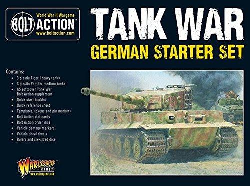 Bolt Action: Tank War German Starter Set ()