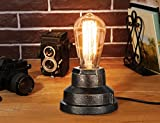Boncoo Touch Control Table Lamp Vintage Desk Lamp