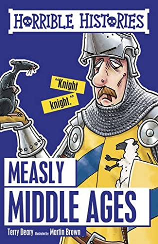 book cover of The Measly Middle Ages