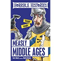 Measly Middle Ages (Horrible Histories)